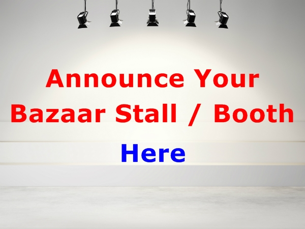 Bazaar Singapore, Push Cart, Flea Marketing, Pop Up Store